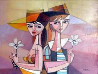roger-chao-two-girls-two-flowers.jpg